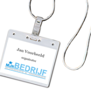 Badges printen