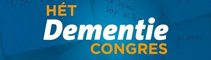 Het Dementie Congres   16 november 2018