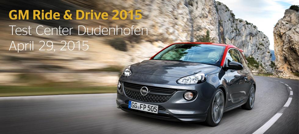 GM Ride & Drive