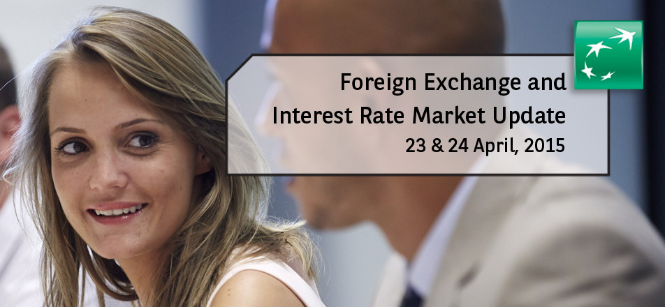 Foreign Exchange and Interest Rate Market Update Sessions