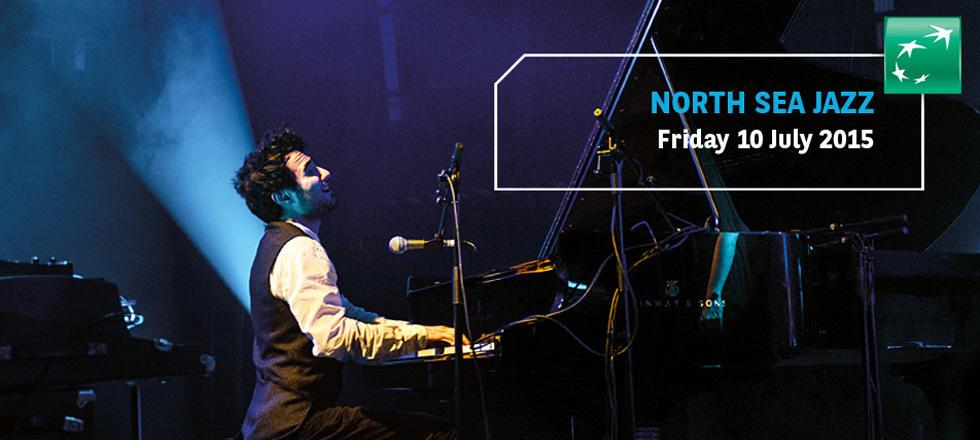 North Sea Jazz Friday 10 July 2015