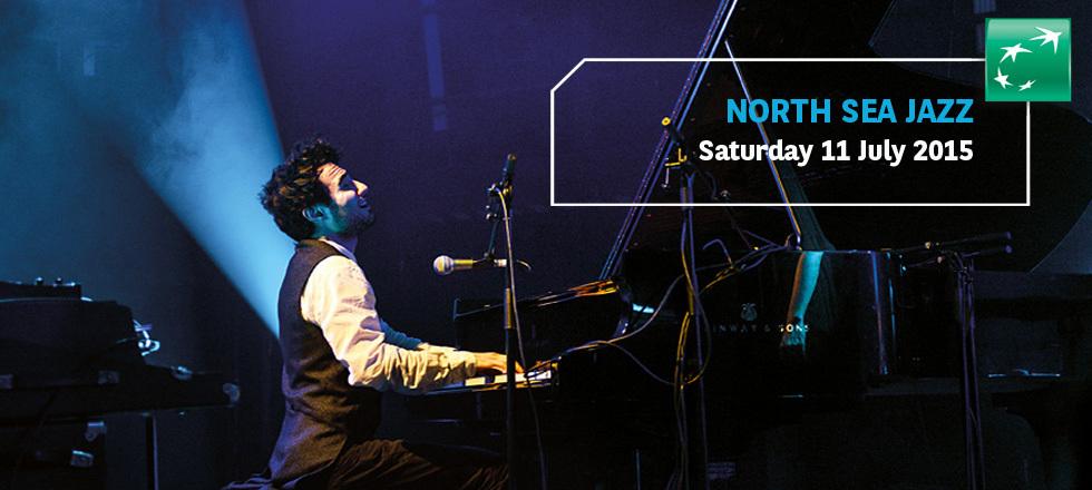 North Sea Jazz Saturday 11 July 2015