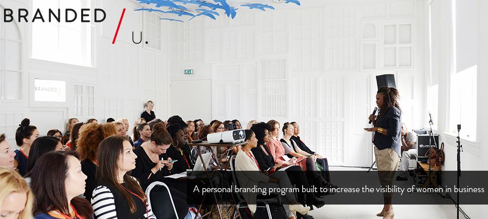 BrandedU 2015 Comfortabel Presenteren