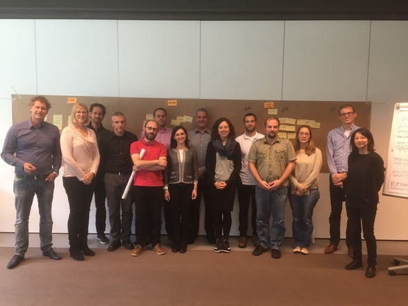 Follow-up meeting ICT's Next Generation - 17 November