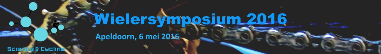 Wielersymposium 2016