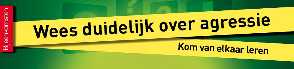 RegioSessie 'Omgaan met oranje gedrag' in De Bilt