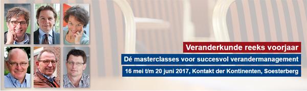 Veranderkunde masterclass(es)