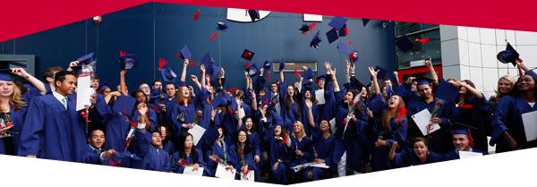 Graduation Ceremony 2016 - Staff