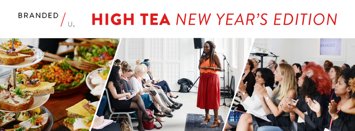 High Tea: New Year's Edition 2017 1+1