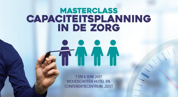 Masterclass: Capaciteitsplanning in de Zorg