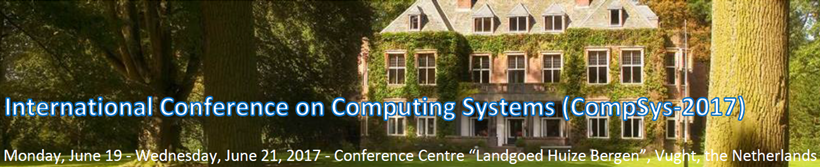 International Conference on Computing Systems (CompSys-2017)