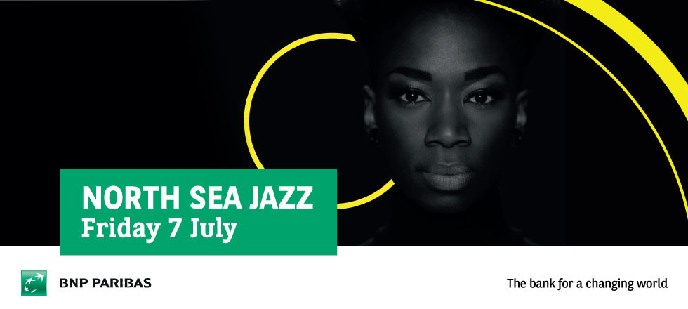 North Sea Jazz Friday 7 July