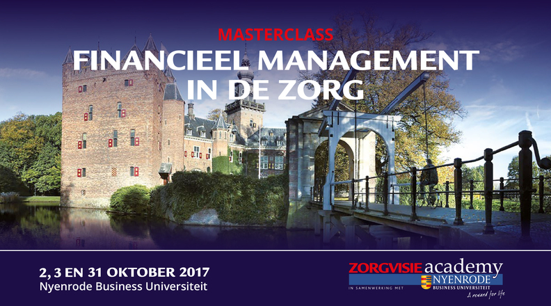 Masterclass Financieel management in de zorg