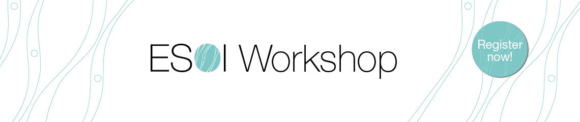 ESOI Summer Workshop 2017