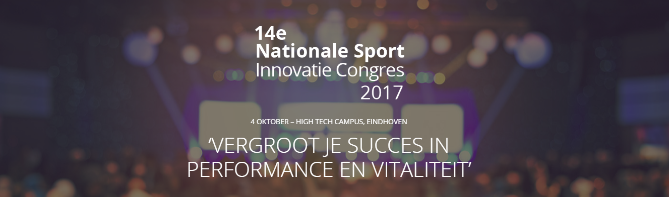 14e Nationale Sport Innovatie Congres