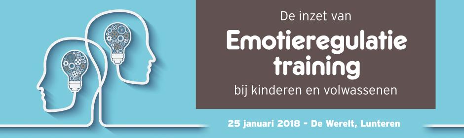 Congres Emotieregulatie | 25 januari 2018