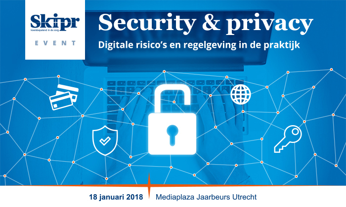 Security & privacy | 18 januari 2018