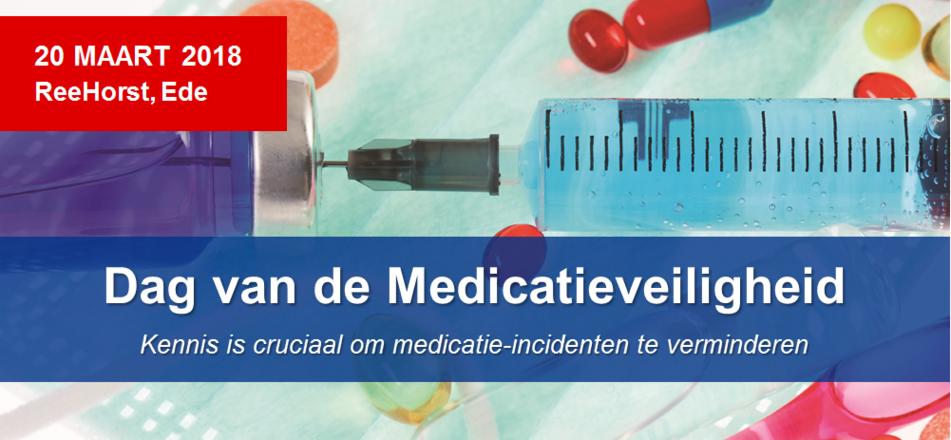 Dag van de Medicatieveiligheid | 20 maart 2018