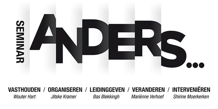 Seminar Anders... | 31 mei 2018
