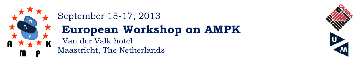 European workshop on AMPK