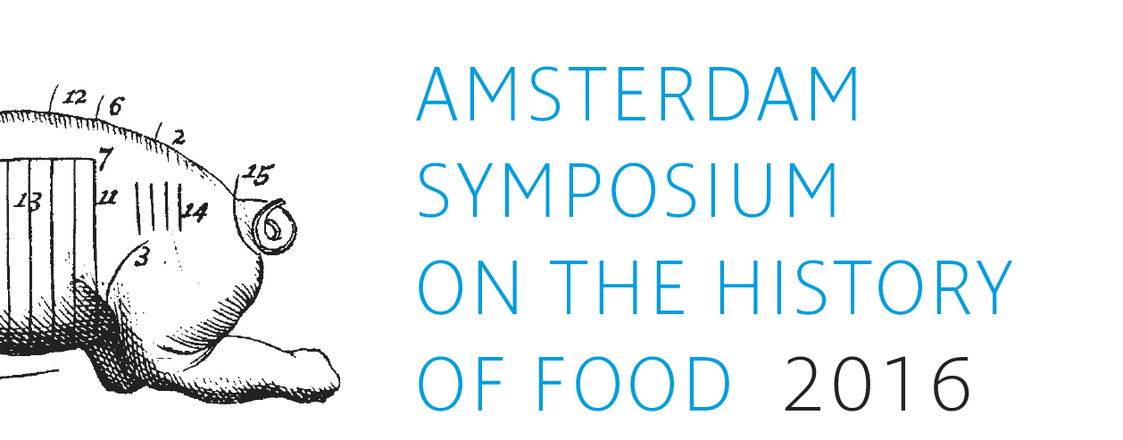 Amsterdam Symposium on the History of Food 2016