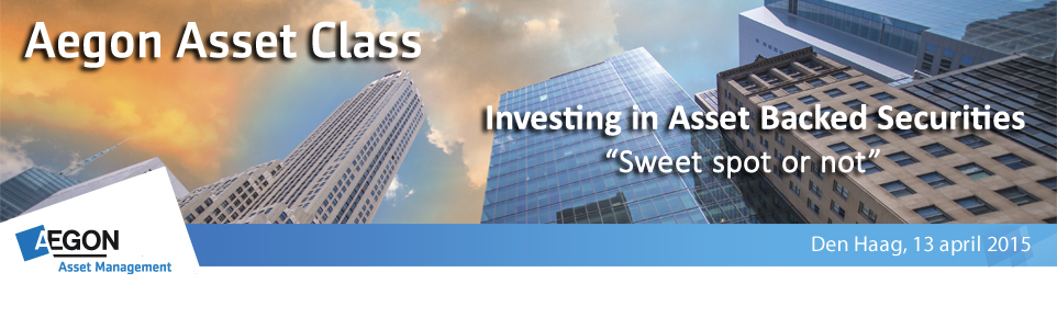 "Aegon Asset Class: Investing in ABS - ""Sweet spot or not"""