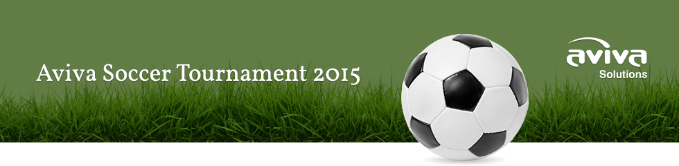 Aviva Indoor Soccer Tournament 2015