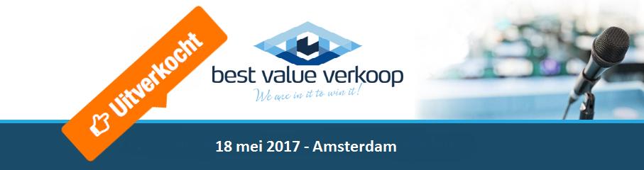 De toekomst van de Best Value Aanpak ligt bij de leveranciers