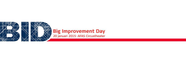 Big Improvement Day Sprekers