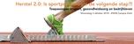 Congres Optimaal Herstel: toegepast in sport, gezondheidszorg en bedrijfsleven