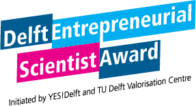 Final Delft Entrepreneurial Scientist Award 2012