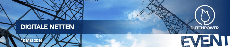 Dutch Power op weg naar Digitale Netten