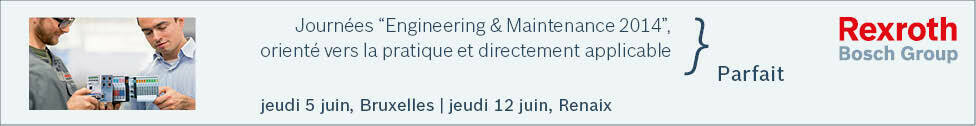 Journées Engineering & Maintenance 2014