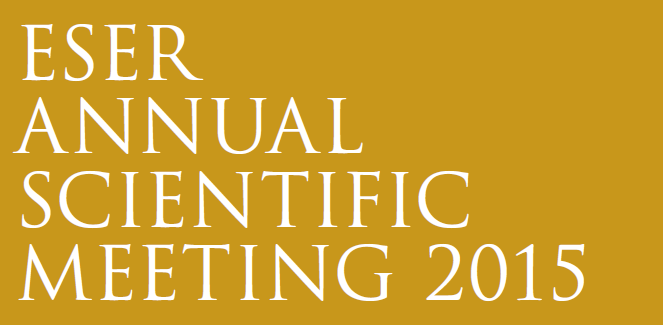 ESER Annual Scientific Meeting 2015