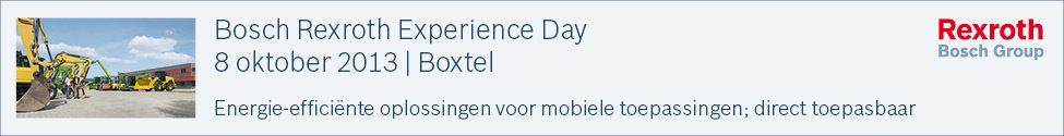Bosch Rexroth Experience Day (Boxtel)