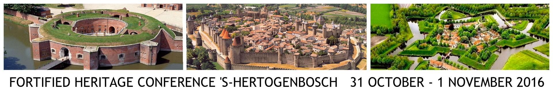 International meeting on fortified heritage