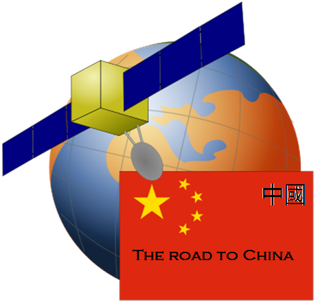 The road to China