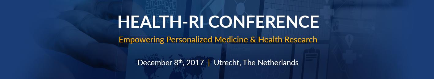 Health-RI Conference 2017