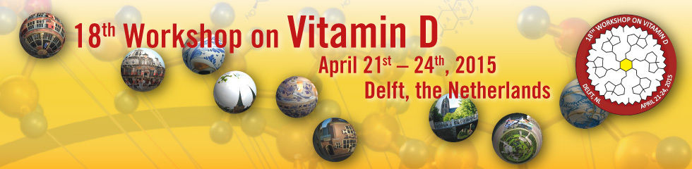 Hotel registrations 18th Workshop on Vitamin D