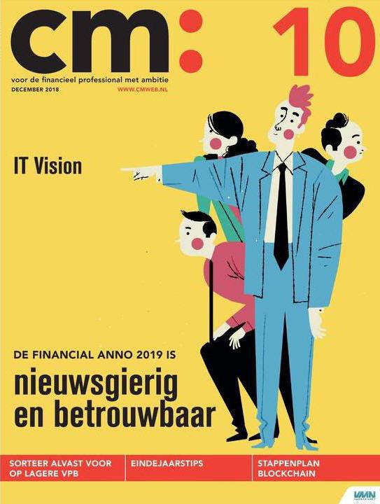 cover cm: magazine