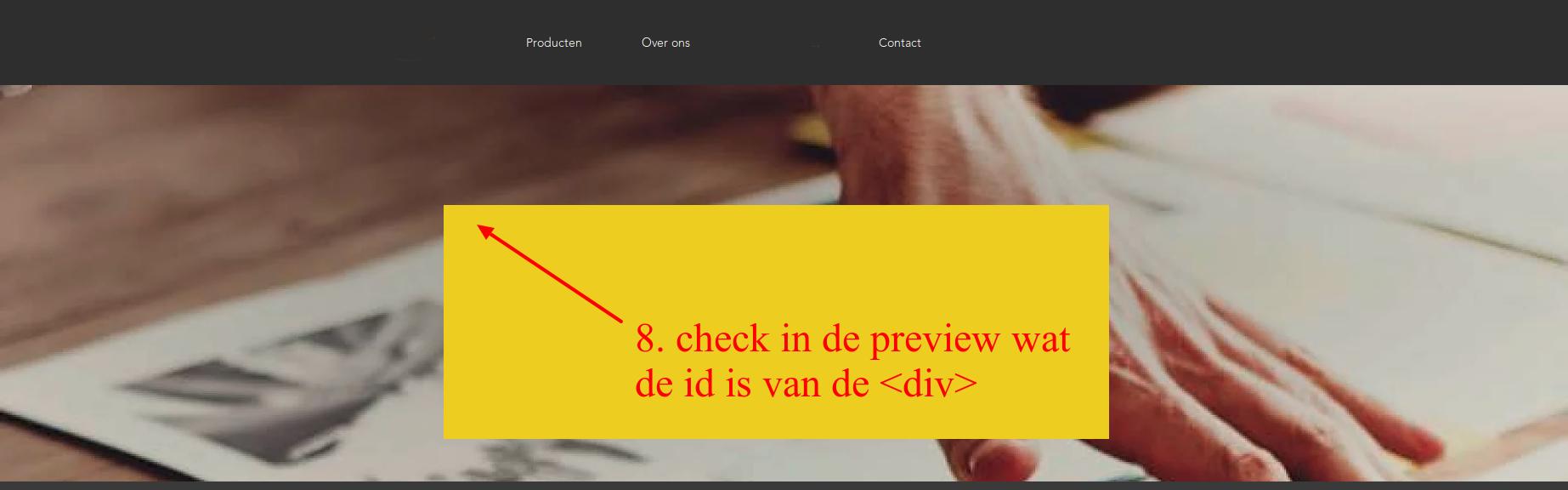 Wix website met formulier