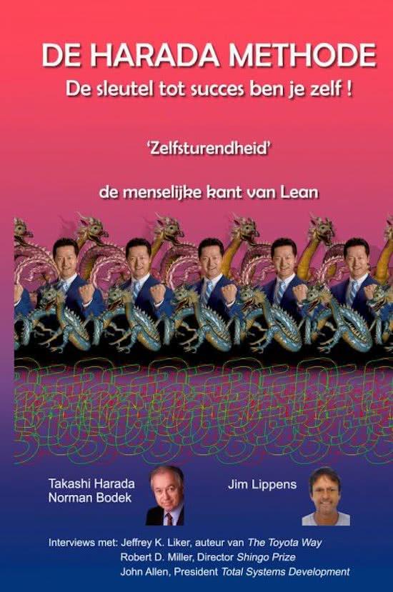 Boek De Harada Methode (NL)