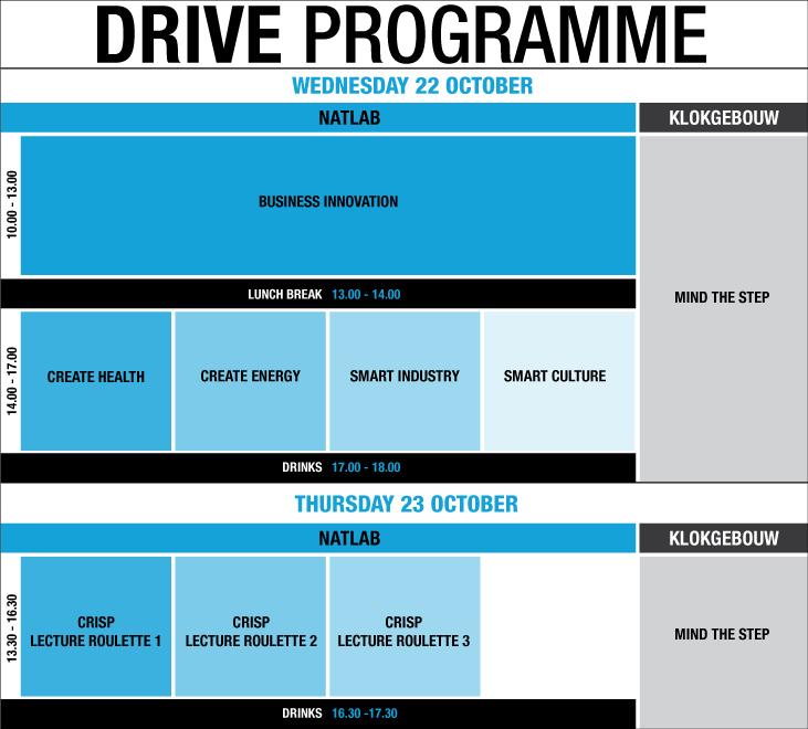 DRIVE | Festival Programme