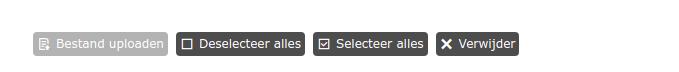 Veilig bestanden uploaden (uploadtool)