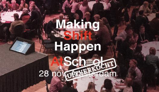 Engineer Jasmijn vertelt over Making Shift Happen