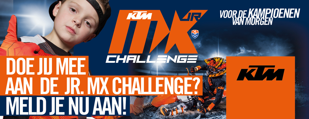 JUNIOR MX CHALLENGE 2018