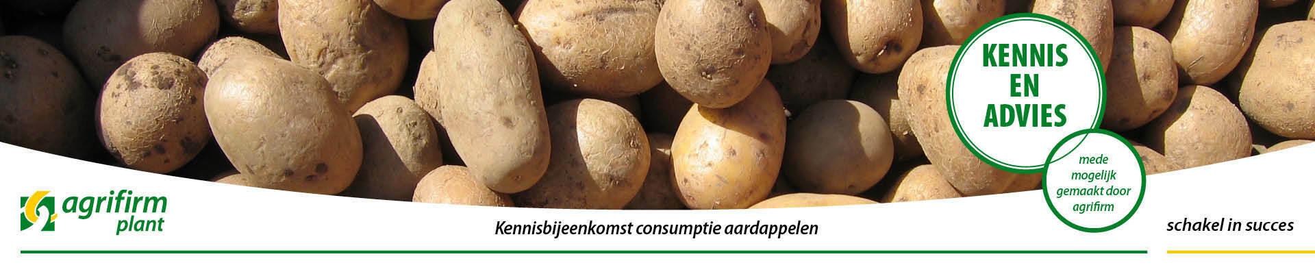 Kennisbijeenkomst Consumptie Aardappelen in Lelystad