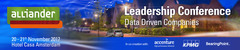 Alliander 2nd Leadership Conference - Data Driven Companies