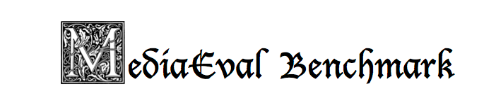 MediaEval 2012