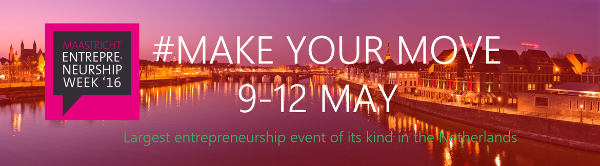 Maastricht Entrepreneurship Week '16